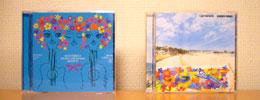 GONTITI 「おとなの夏休み」 と、DEPAPEPE 「SUMMER PARADE」